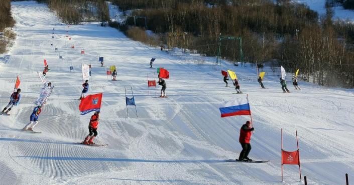 Русская горнолыжная школа – Магадан